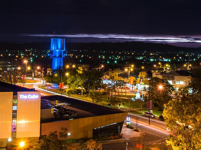 Rooftop pics - 8312 - Economic development reports