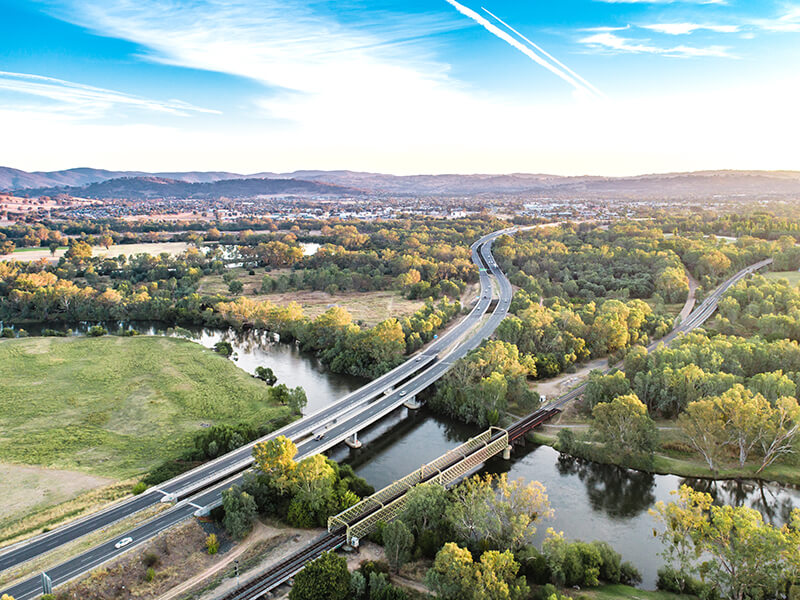 Invest Albury Wodonga proud partners with Inland Rail Conference